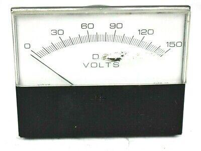 Hoyt 0-150 Dc Volts Meter Gauge