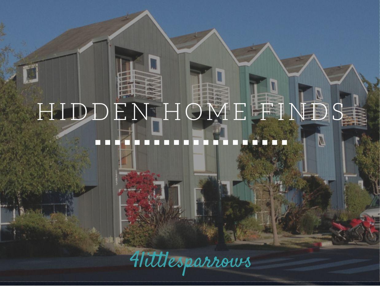 Hidden Home Finds