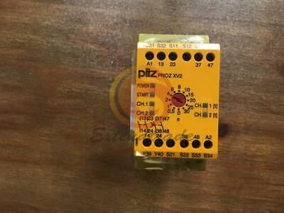 1pcs Pilz Safety Relay Pnoz Xv2 3024vdc 774500 New