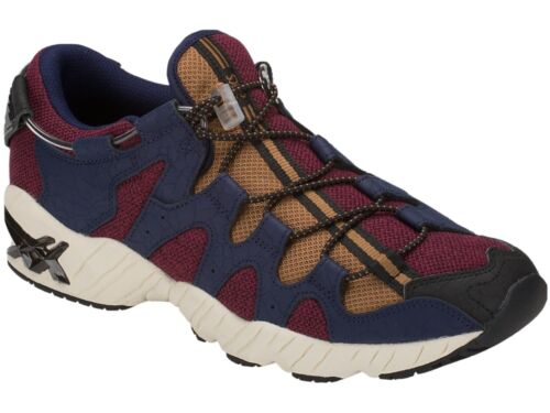 Asics Tiger Gel-Mai size 10 Cordovan/Peacoat Men's Running Tennis Shoes New Box