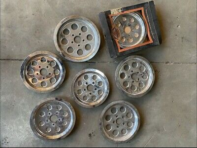 Harley Davidson Chrome Pulley Covers