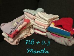 Baby Girl clothing lots (NB-2T)