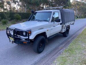 2003 Toyota Landcrusier UTE - HZJ79 Diesel - Mechanically excellent