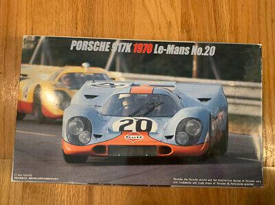 Fujimi 1/24 Porsche 917K 1970 Le mans #20 Hr 15 Model Kit