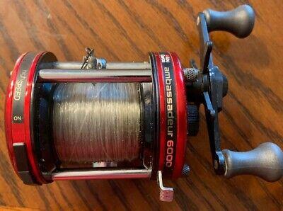 Abu Garcia Ambassadeur Tournament Pro TP3600c Fishing Reel New in Box