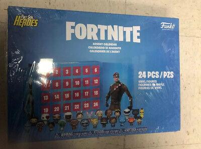 Funko Fortnite Pint Size Heroes 24pc Advent Calendar 42754