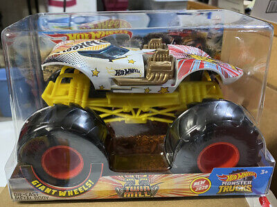 New 2020 HOT WHEELS Monster Jam Trucks TWIN MILL 1/24 Giant Wheels HTF Just Out!