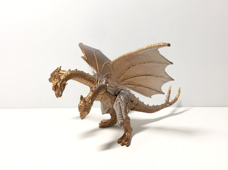 Bandai HG TOHO Godzilla Kaiju Monster Figure 1998 King Ghidorah