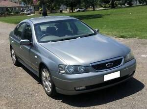 2004 FORD FIRMONT GHIA BA LUXURY CAR WITH LOW K.M 180000 Reservoir Darebin Area Preview