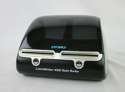 Dymo Labelwriter 450 Twin Turbo Thermal Label Printer - 1750160 - No Cables