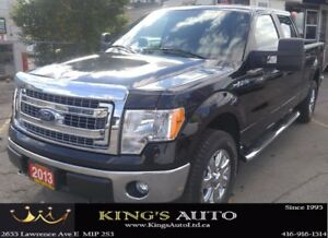 2013 Ford F-150 XLT, V6 3.5L ECOBOOST, XTR PACKAGE, TONNEAU COVE