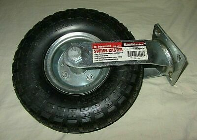 Haul Master 10 Tire Pneumatic Swivel Caster 7987