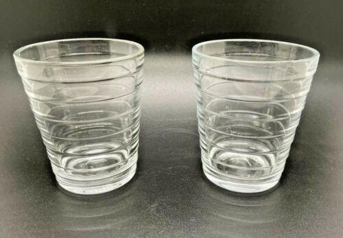 Iittala Aino Aalto Tumblers Clear set of two
