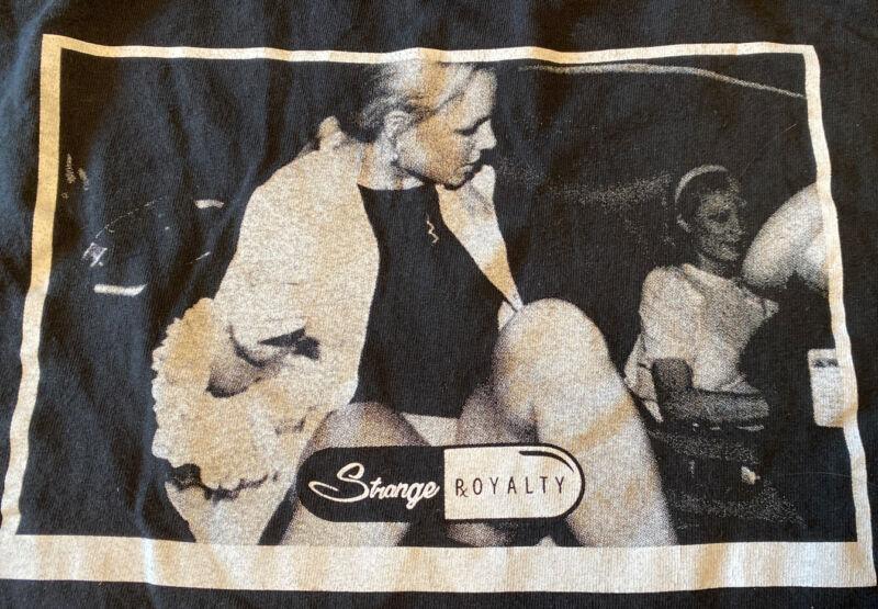 Strange Royalty Nola Britney Spears Paris Hilton T-Shirt