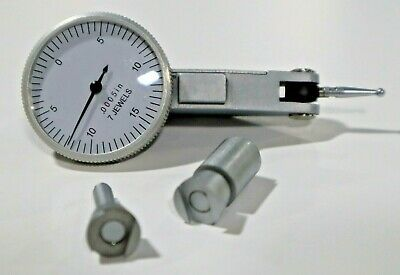 Dial Test Indicator .0005 Reading 0.030 Range 7 Jewels   B225