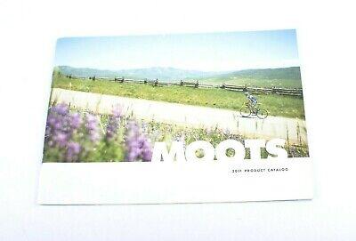 Moots Cycles (2011 Moots Cycles Catalog: Vamoots RSL Mootour Comooter Psychlo X Mooto Zirkel)