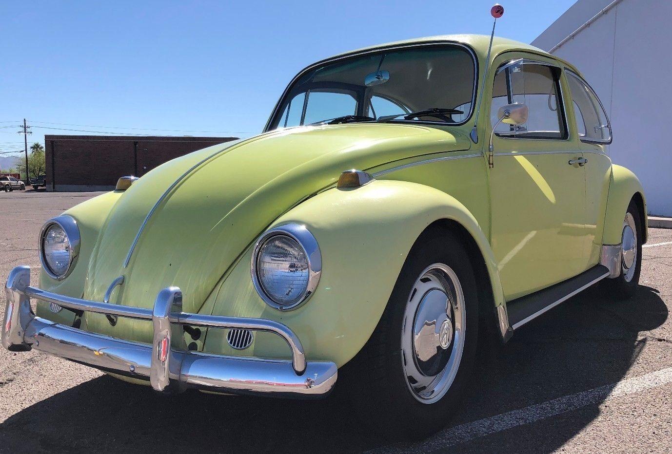 1967 Volkswagen Beetle - Classic  1967 Volkswagen Bug Arizona Original Rust Free Bought New in Tucson