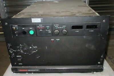Sorensen Dcr 32-310t Digital 0 - 32v 0 - 310a 10kw Dc Power Supply 480vac In