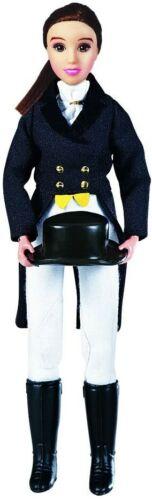 "Breyer Traditonal Megan Dressage Horse Rider - 8"" Toy Figure (1:9 Scale)"