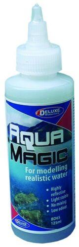 Aqua Magic Realistic Model Water 125ml Bottle - Deluxe Materials BD65 Vmf121 - $13.99