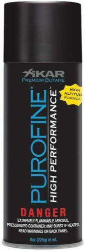 Xikar Premium High Performance Purofine Butane Fuel Lighter Refill - 8OZ - 518HP