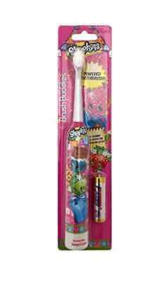 BRUSH BUDDIES SHOPKINS SONIC POWERED