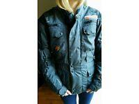 Akito motorbike jacket small