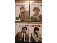 Columbo, Staffel 1, 2, 3 und 4 auf DVD Berlin - Lichtenberg Vorschau