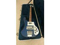 Rickenbacker 4003 - midnight blue