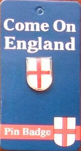 ENGLAND-PIN-BADGE-ST-GEORGE-FLAG-SHIELD-NEW-CARDED