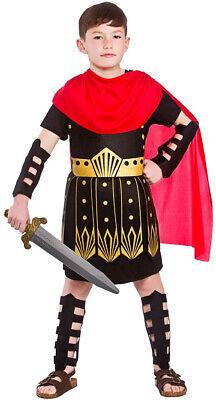 Quintus Römer Gladiator Kinderkostüm NEU - Jungen Karneval Fasching Verkleidung