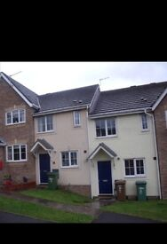 2 Bed House in popular Bedwas estate