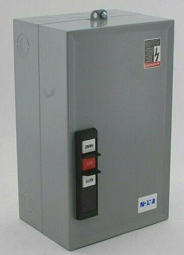 Eaton ECC03C1A6A Enclosed Lighting Contactor