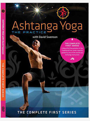 NEW DVD -Ashtanga Yoga - The Practice - Complete First Series - FREE SHIPPING!!!
