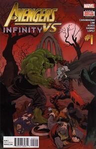 AVENGERS VS #1 - Back Issue
