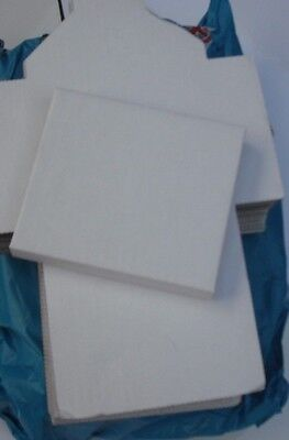 20 x White Compact 15 x13x2cm Sturdy Postal Mail Packaging Die-Cut Cardboard Box