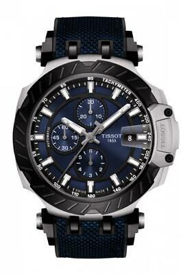 Tissot T-Race Moto GP 2019 Automatic Blue Dial Men's Watch T115.427.27.041.00
