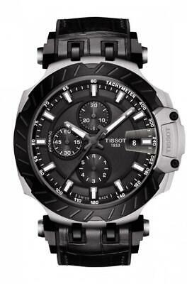 Tissot T-Race Moto GP 2019 Automatic Black Dial Men's Watch T115.427.27.061.00
