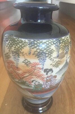 Japanese Vase - Signed - Immaculate
