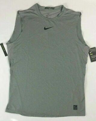 Men's Nike Pro Dri SLIM FIT Sleeveless Shirt Fit Dry Sleeveless
