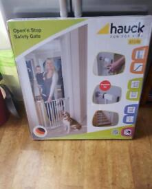 Brand new unopened baby safety gates for sale