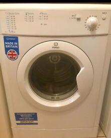 Indesit IDV 75 UK Vented Tumble Dryer