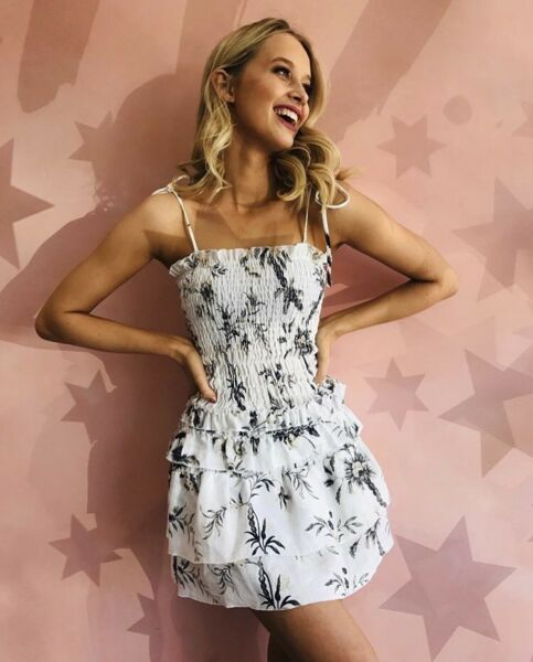 e7a38b9b46f28 Sir the Label Mariele Ruched Mini Dress | Dresses & Skirts | Gumtree  Australia Brisbane North East - Newstead | 1209104394