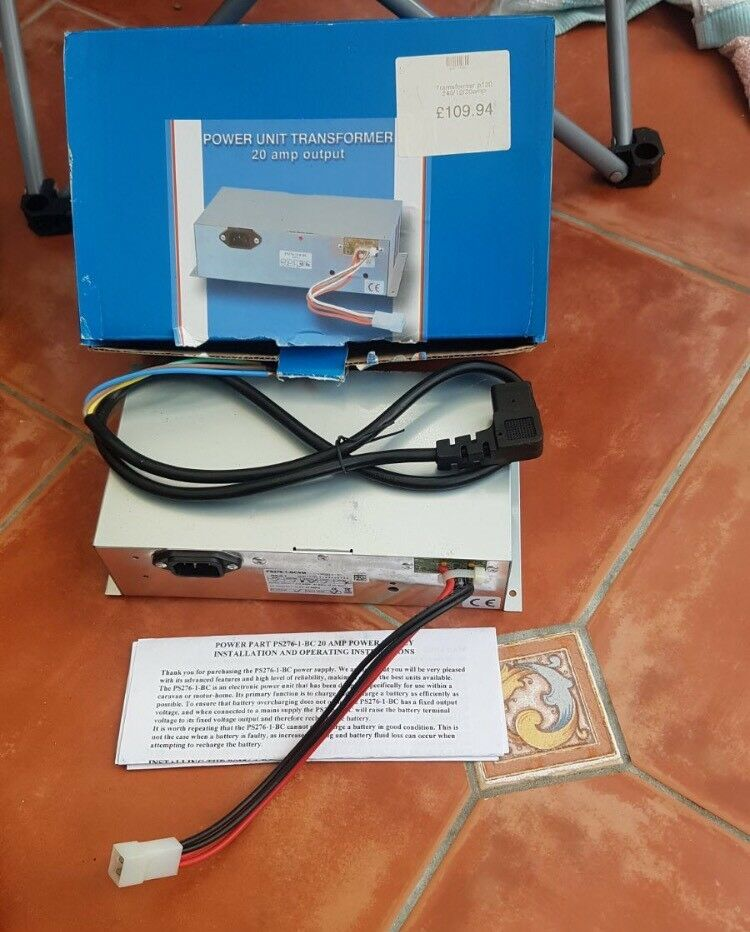 Power Part Power Unit Transformer 20 Amp Output