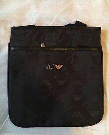 Armani Jeans pouch/ man bag
