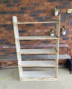 Free standing Wooden Shelves/ Bookcase