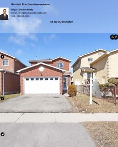 Detached house for sale with rental income