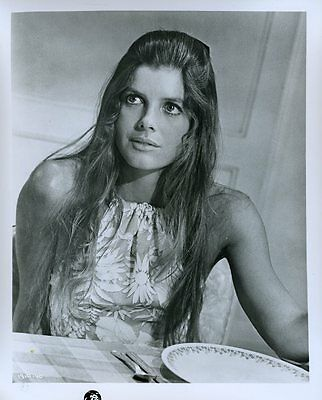 Katharine Ross  They Only Kill Their Masters  8X10 From Orig Neg  Photo X906
