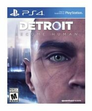 Sony Detroit Become Human (PlayStation 4)