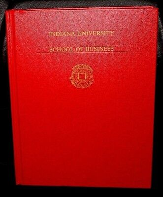 Indiana University - School of Business - IU Alumni Directory - 1921 to 1986 ()